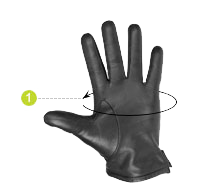 Measurement (gloves)
